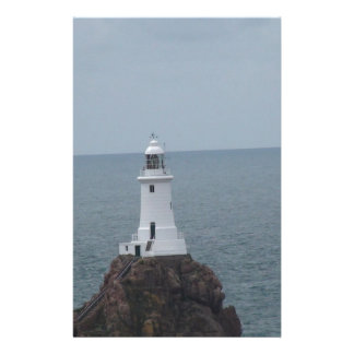La Corbiere Lighthouse Stationery