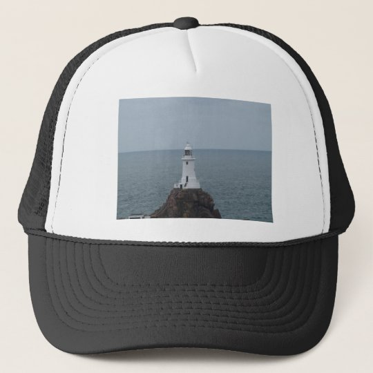 La Corbiere Lighthouse Trucker Hat
