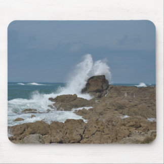 La Corbiere Ocean Waves Mousepad