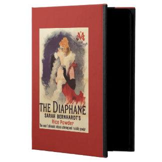 La Diaphane Woman Powdering Face Promo Poster iPad Air Covers