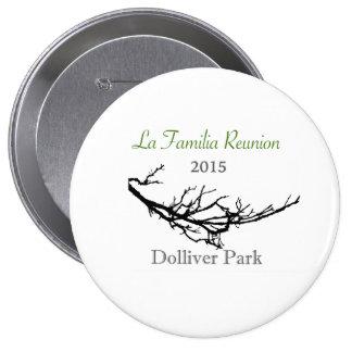 La Familia 2015 Buttons