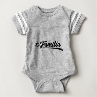 La Familia branded merchandise Baby Bodysuit