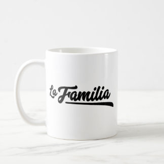 La Familia branded merchandise Coffee Mug