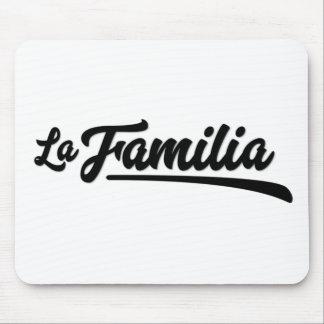 La Familia branded merchandise Mouse Mat