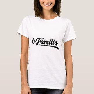 La Familia branded merchandise T-Shirt