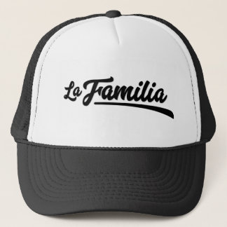 La Familia branded merchandise Trucker Hat