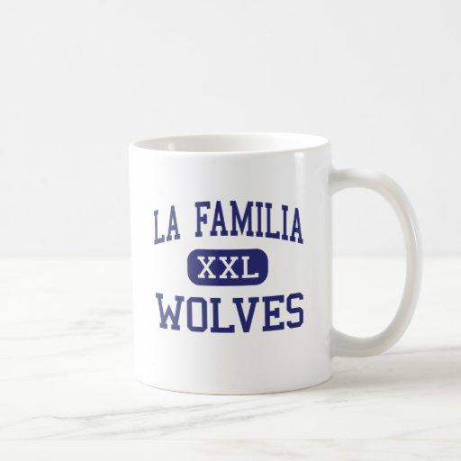 La Familia - Wolves - High - Thermal California Mugs