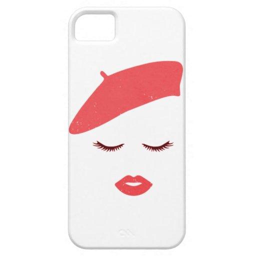 La Femme iPone 5 Case iPhone 5 Cover