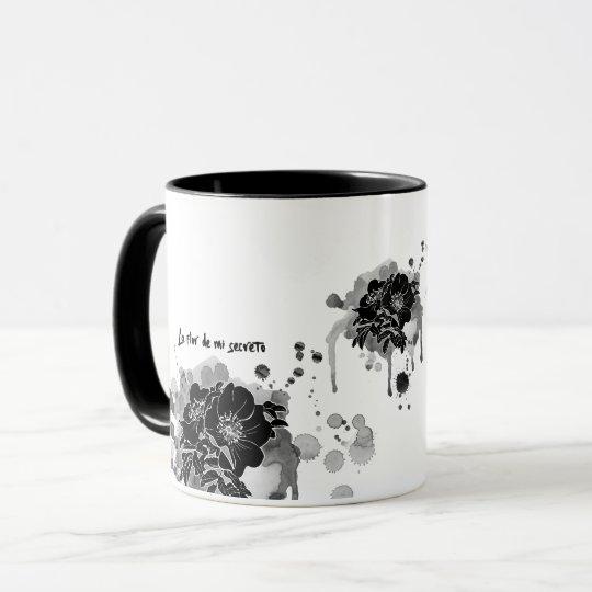 La flor de mi secreto Combo Mug