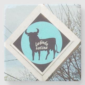 La Fonda, Poncey Highland Atlanta Marble Coasters Stone Coaster