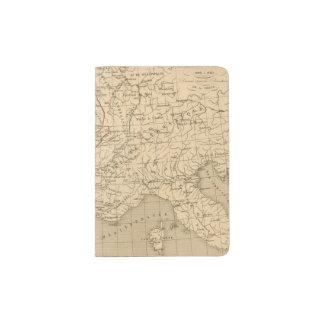 La France 1108 a 1180 Passport Holder