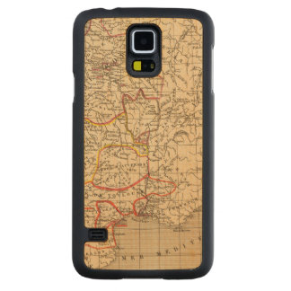 La France 1223 a 1270 Carved Maple Galaxy S5 Case