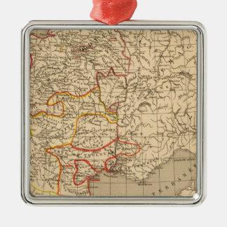 La France 1223 a 1270 Christmas Ornament