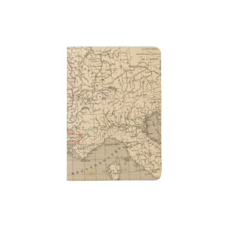 La France 1223 a 1270 Passport Holder