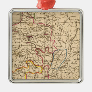 La France 1270 a 1328 Christmas Ornament