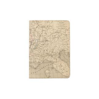 La France 1270 a 1328 Passport Holder