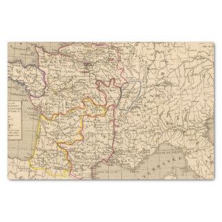 La France 1270 a 1328 Tissue Paper