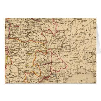 La France 1364 a 1380 Card