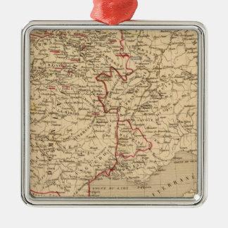 La France 1422 a 1461 Christmas Ornament