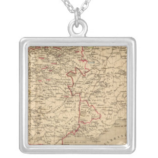 La France 1422 a 1461 Silver Plated Necklace