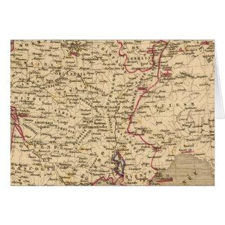 La France 1643 a 1715 Card