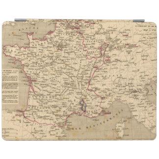 La France 1643 a 1715 iPad Cover