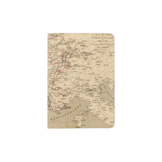 La France 1643 a 1715 Passport Holder