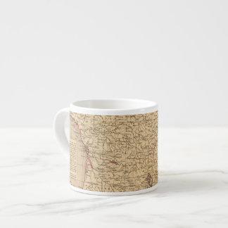 La France 1715 a 1774 Espresso Cup