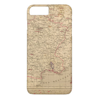La France 1715 a 1774 iPhone 8 Plus/7 Plus Case