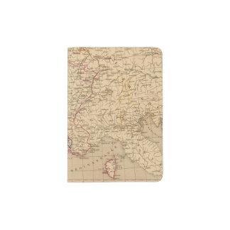La France 1715 a 1774 Passport Holder