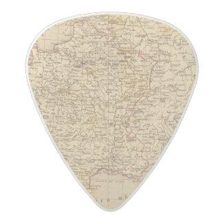 La France 1774 a 1793 Acetal Guitar Pick
