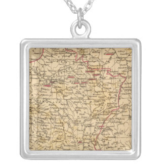 La France 1774 a 1793 Silver Plated Necklace