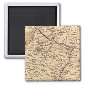 La France 1814 a 1840 Magnet