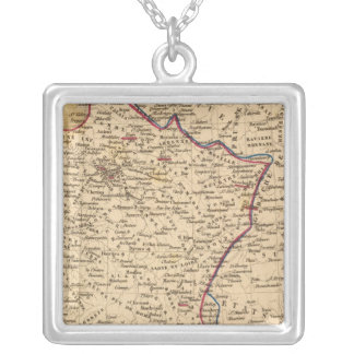 La France 1814 a 1840 Silver Plated Necklace