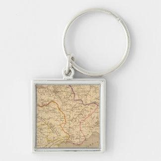 La France 613 a 768 Key Ring