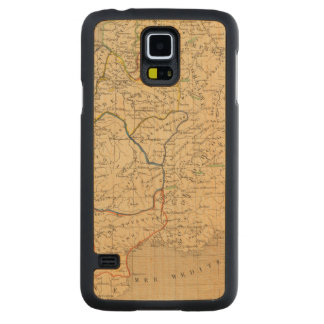 La France 843 a 987 Carved Maple Galaxy S5 Case