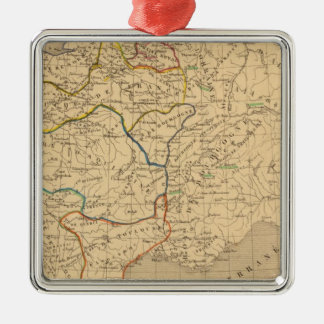 La France 843 a 987 Christmas Ornament