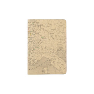 La France 843 a 987 Passport Holder