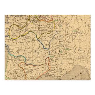 La France 843 a 987 Postcard