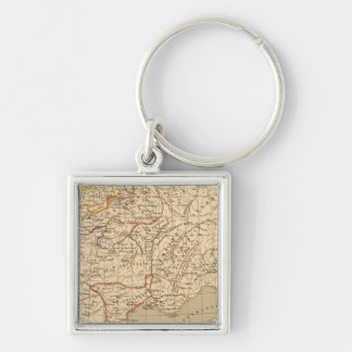 La France 996 a 1108 Key Ring