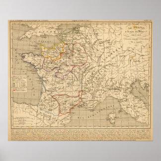 La France 996 a 1108 Poster