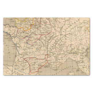 La France 996 a 1108 Tissue Paper