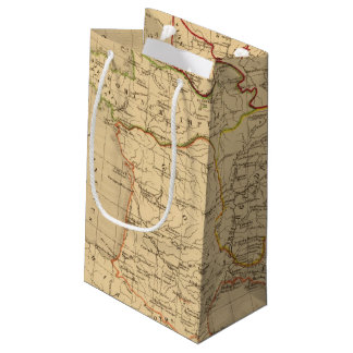 La France apres l'invasion des Barbares Small Gift Bag