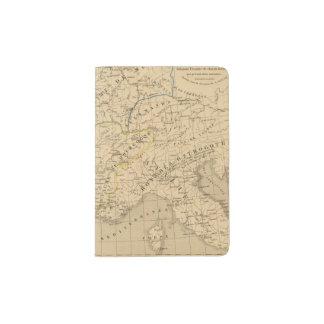 La France sous les enfans de Clovis Passport Holder