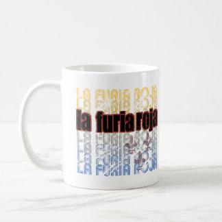 La Furia Roja Coffee Mug