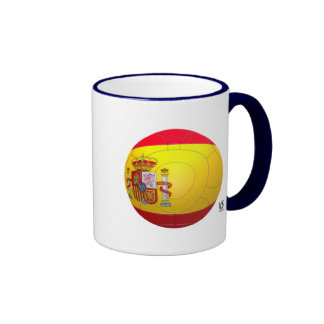 La Furia Roja – Spain Football Mug