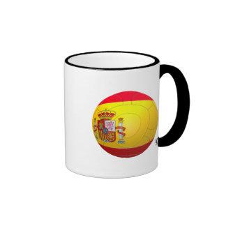 La Furia Roja – Spain Football Ringer Mug
