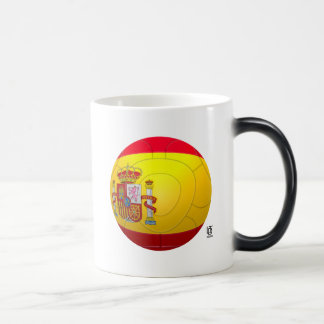 La Furia Roja – Spain Fotball Morphing Mug