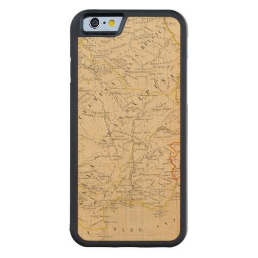 La Gaule Carved® Maple iPhone 6 Bumper