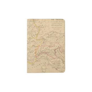 La Gaule Passport Holder